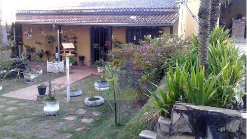 Chácara À Venda, 1000 M² Por R$ 479.000,00 - Jardim Estância Brasil - Atibaia/sp - Ch1162