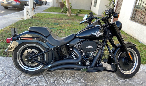 Harley Davision Fat Boy S