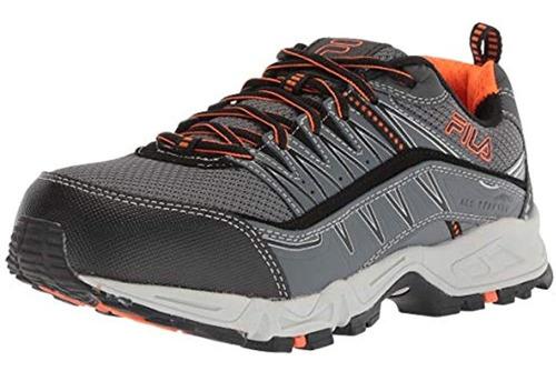 Zapato De Trabajo Con Punta De Material Compuesto Fila Memor