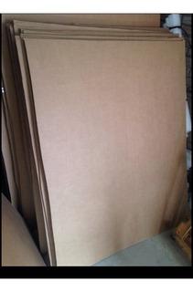 Planchas De Cartón Doble Corrugado 1,50x1,00m X 7mm Espesor