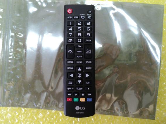 Controle Remoto Tv Lg Original