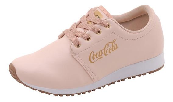 Tênis Coca Cola Barato Fem Masculino Sapatênis Promoção