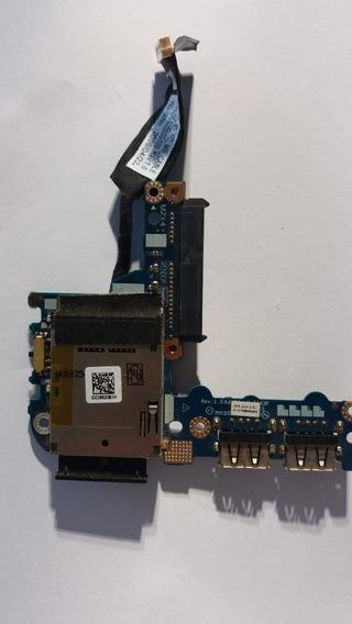 Placa Usb Hd Sata + Flat Acer Aspire One Kav60 Frete Grátis