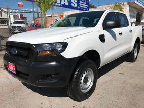 Ford Ranger Xl 2017 Cabina Doble