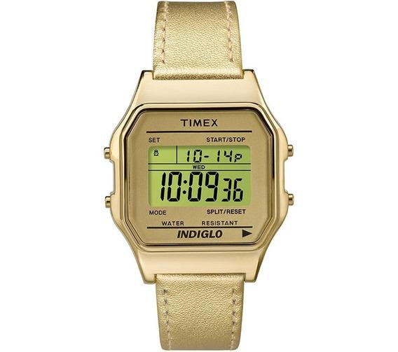 Relógio Timex Retrô Anos 80 Tw2p76900ww/n Revenda Autorizada