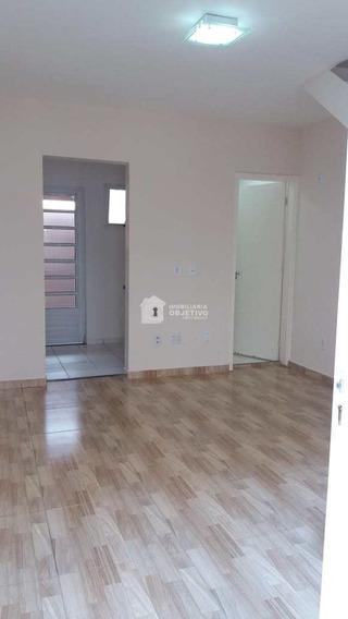 Sobrado De Condomínio Com 2 Dorms, Chácara Tropical (caucaia Do Alto), Cotia, Cod: 3488 - A3488