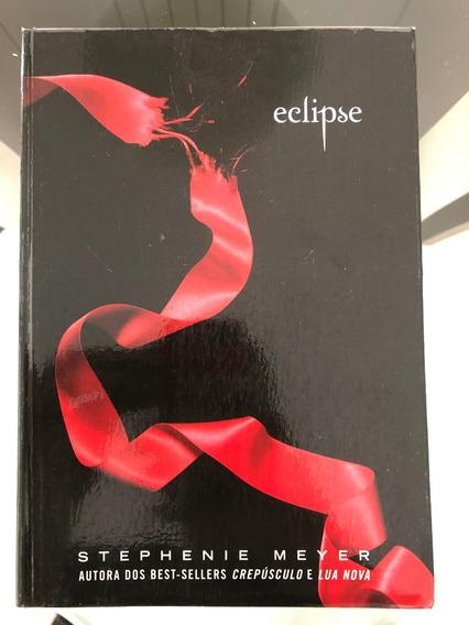 Livro Eclipse - Stephenie Meyer - Seminovo
