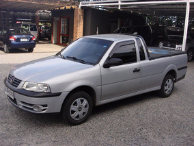 Vendo Vw Saveiro Pick Up Año 2005