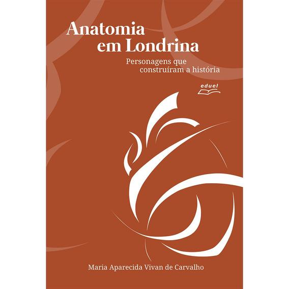 Livro Anatomia Em Londrina