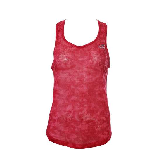 Musculosa Topper Training Wmns Light Mujer Fu