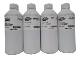 Tinta X Litro Dye Para Impresoras Hp Marca Creaprint