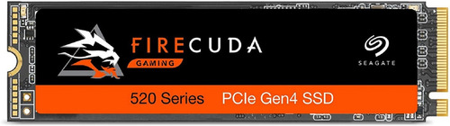 Seagate Firecuda 520 1tb Disco Ssd M.2 Pcie G4 5000 Mb/s