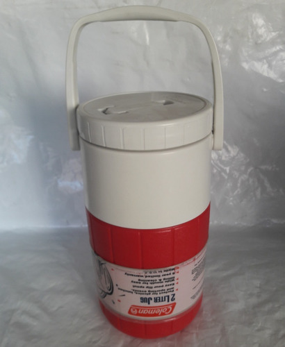 Termo (cooler) Coleman Polylite 2l Jug, Usa, Impecable