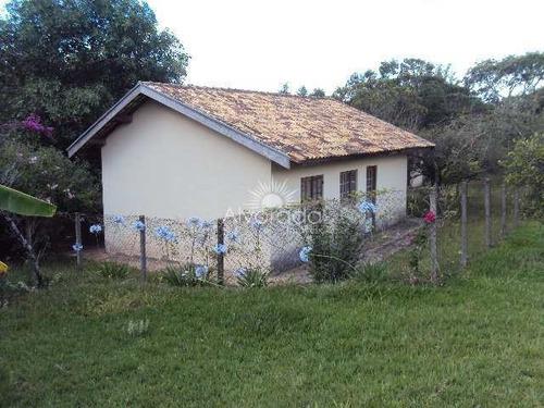 Chácara Com 2 Dorms, Centro, Morungaba - R$ 600 Mil, Cod: Ch099 - Vch099