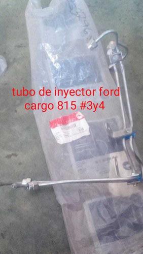 Tubo De Inyector De Combustible Ford Cargo 815