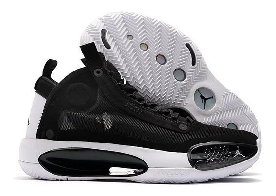 Tenis Nike Jordan 34 Taam 42 Original Frete Gratis