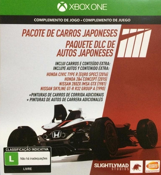 Dlc - Project Cars 2 - Xbox One