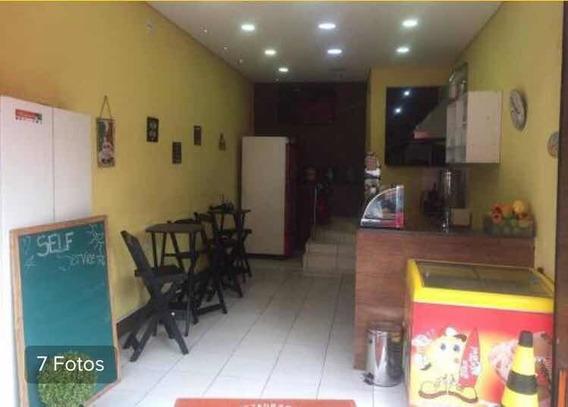 Vende-se O Ponto Bar E Restaurante Ótimo Estado E Local