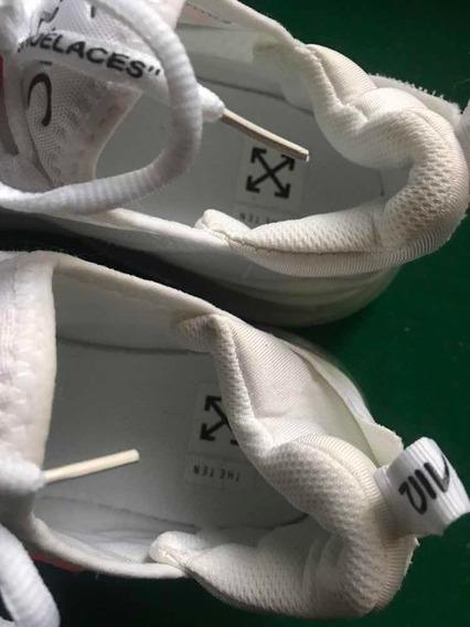 Tennis Nike Air Off White