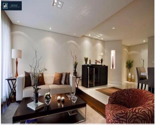 Imagem 1 de 15 de Apartamento Na Melhor Localização Do Alphaville! - Ap00148 - 34134749