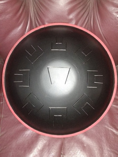 Steel Tongue Drum/tank Drum 17 Notas