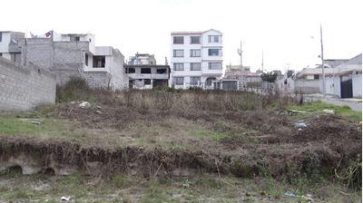 Vendo Hermoso Terreno Ubicado En La Josefina - Carcelen
