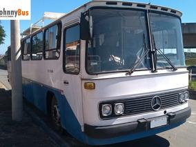 Ônibus Rodoviário Mercedes Benz O364 - Ano 1986 - Johnnybus