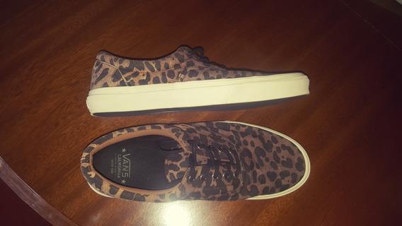Zapatillas Vans Animal Print, Sin Uso, Talle 11us