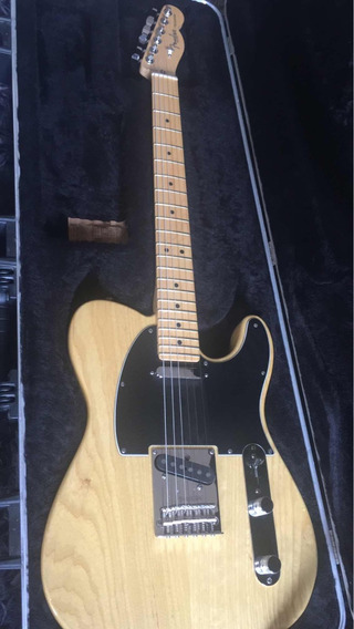 Guitarra Fender American Standard Ash 60 Th Telecaster Top!