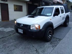 Nissan D-22 Np300 2.5 Diesel 4x4 Full Equip Servicio Publico