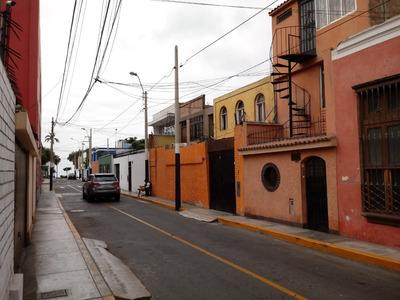 Vendo Casa Como Terreno En Chorrillos, Por El Malecon