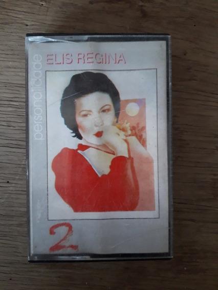 Fita K7 Elis Regina - Personalidade 2