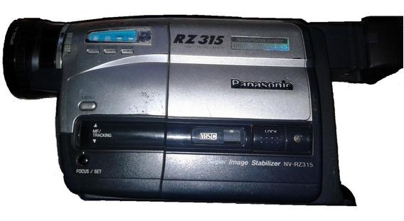 Filmadora Panasonic Rz315 C/defeito + Carregador E 1bateria