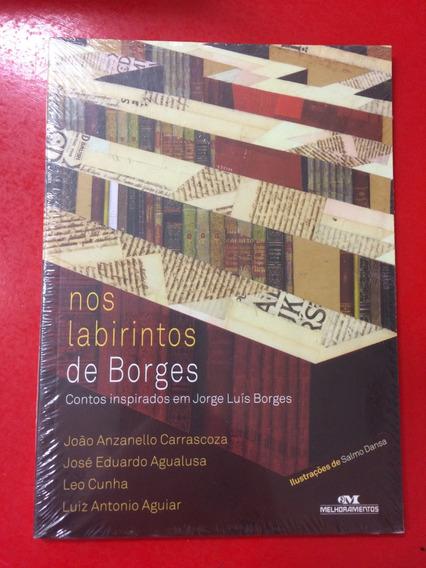 Nos Labirintos De Borges - Melhoramentos