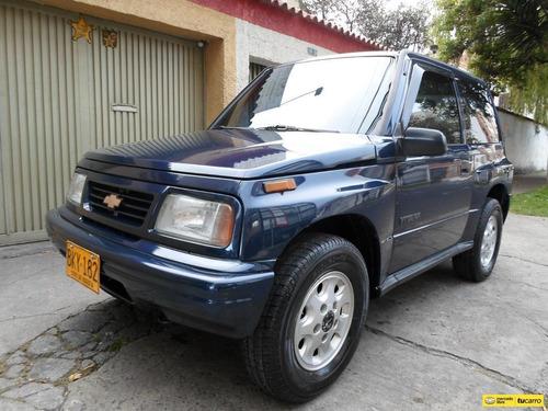 Chevrolet Vitara 3 Puertas Full 4x4