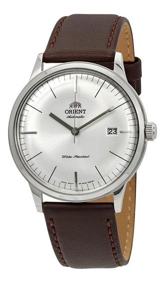 Relógio Orient Clássico Couro Bambino Fac0000ew0 Ac0000ew