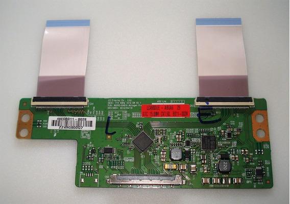 Placa T-con Lg 47lb5600 49lb5500 6870c-0481a Original Nova