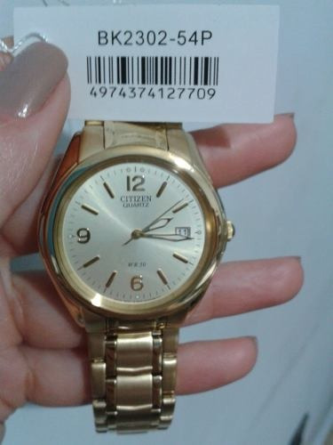 Relógio Citizen Bk2302-54p Novo, Original Em Estoque