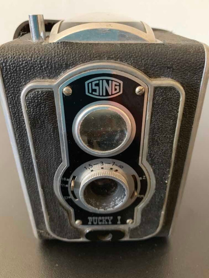 Máquina Fotográfica Ising