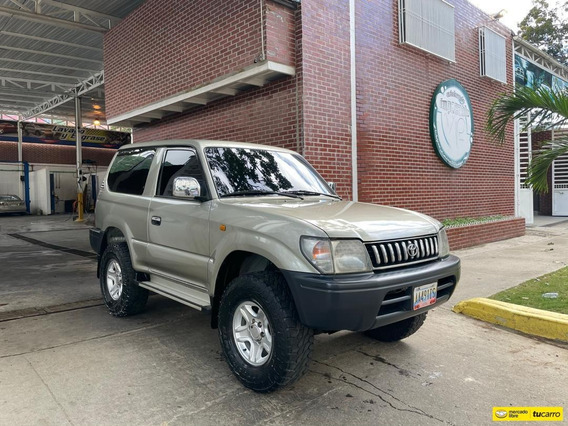 Toyota Meru Sincronica 4x4