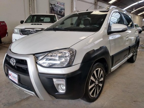 Toyota Etios Cross Xls.año 2015.unica Mano