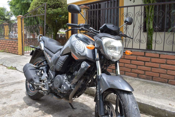 Yamaha Fz16 Naraja Y Gris