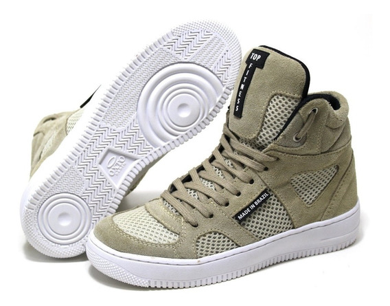 Tenis Proprio Para Academia Sneaker Masculino Feminino Promo