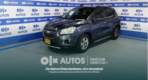 Chevrolet-tracker-lt Tp 1.8l Ct 4x2-2013