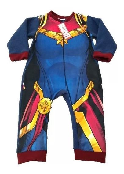 Pijama Entero Mono Polar Marvel Advengers