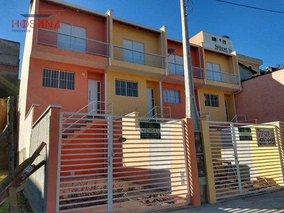 Sobrado Com 2 Dormitórios À Venda, 68 M² Por R$ 230.000,00 - Vila Bela - Franco Da Rocha/sp - So0733