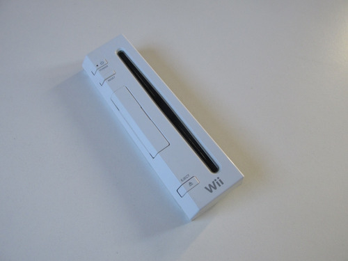 Imagen 1 de 4 de Frente Completo Carcasa Original Nintendo Wii