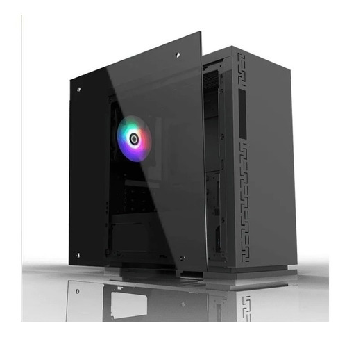 Case Myo Gaming , 1 Led Trasero Azul Fans, Usb 3.0  2 Usb,