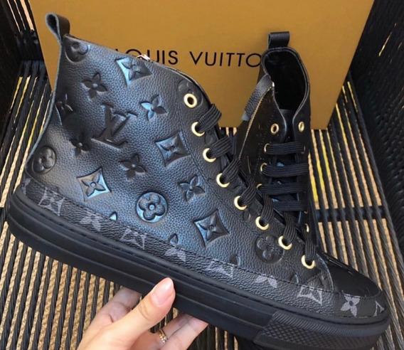 Botinha Louis Vuitton