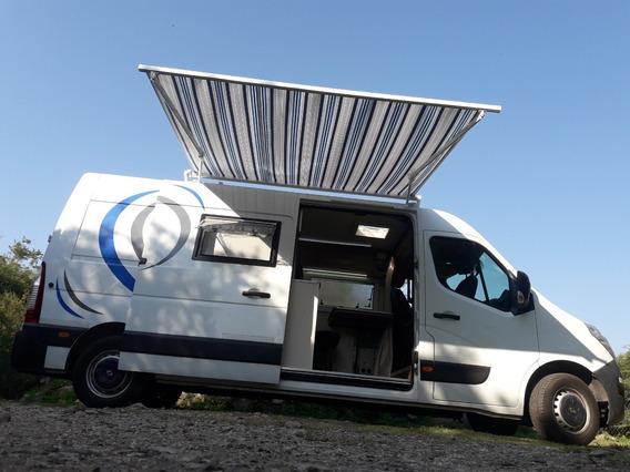 Motorhome Renault Master Nueva A Estrenar